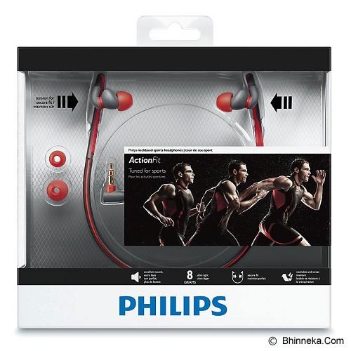 PHILIPS Sports Headphone [SHQ 4200/98] - Earphone Ear Monitor / IEM